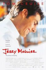 """JERRY MAGUIRE POSTER """"BRAND NEW"""" LICENSED """"TOM CRUISE"""""""