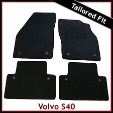 Volvo S40 Tailored Carpet Car Mat NEW (2004 2005 2006 2007 2008 2009 2010 2011)