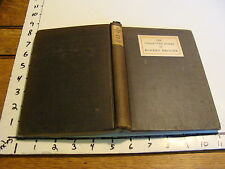 vintage book: THE COLLECTED POEMS OF RUPERT BROOKE 1915