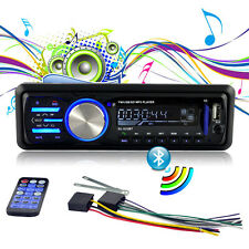 New Wirless In-Dash Car Bluetooth Stereo Aux Input USB/SD/FM MP3 Radio Player
