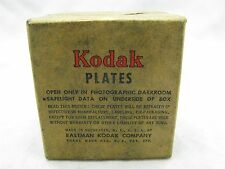 Magic Lantern and Dry Plates Boxes for Display  3 1/4x4 and 4x5 Kodak and Seed's