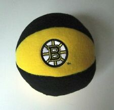 NEW BOSTON BRUINS PLUSH BALL BABY TOY CUTE