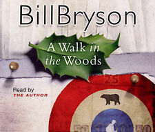 A Walk in the Woods by Bill Bryson (CD-Audio, 2004)