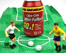 Coca cola Confezione con Mini Gioco calcio - Can Germania miniatura Soccer