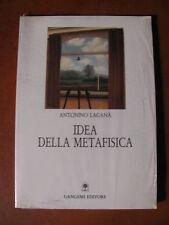 IDEA DELLA METAFISICA - A.Lagana'-nuovo