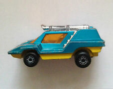 Original 70s  Matchbox Super Fast Cosmobile   Made in England  (c) 1975