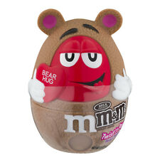M&M's Valentine Twist and Pour Bear Hug Chocolate Candy Dispenser