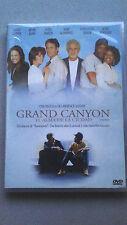 """DVD """"GRAND CANYON EL ALMA DE LA CIUDAD"""" COMO NUEVA LAWRENCE KASDAN KEVIN KLINE"""