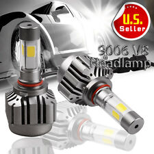 YITA - 120W 12000LM LED headlight Kit COB 9006 HB4 9012 XENON 6000K White bulbs