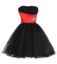 Short Prom Gown Formal Evening Mini Cocktail Party Homecoming Graduation Dresses