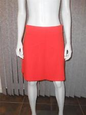 DVF Diane Von Furstenberg Side Zip Ponte A Line Mini Skirt 10 US
