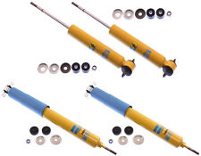 BILSTEIN SHOCK ABSORBER SET,FRONT & REAR SHOCKS,70-76 CAMARO,FIREBIRD,MONOTUBE