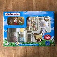Sylvanian Families Flair Baby Furniture Collection RARE VERY HTF BNIB