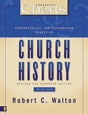 Chronological and Background Charts of Church History by Robert Walton