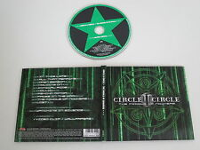 CIRCLE II CIRCLE/THE MIDDLE OF NOWHERE(AFM 083-9)  CD ALBUM DIGIPAK