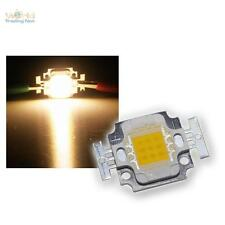 "Hochleistungs LED Chip 10W warm-weiß HIGHPOWER ""Square"" 10 Watt warmweiß hipower"