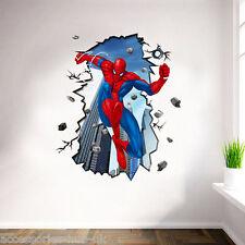 spider man wall stickers ebay