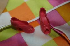 "1978 WONDER WOMAN 12"" mego doll DIANA PRINCE PINK SHOES high heels OT"