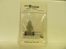 HO 1/87 sc BOWSER LEAD TRUCK ASSEMBLY KIT FOR L-1 MIKADO 2-8-2