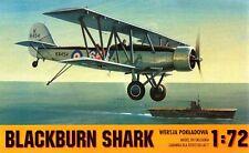 Blackburn shark mk i-royal navy marques 1/72 gomix (ex grenouille)