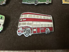 "Enamel Lapel Badge "" Dennis Loline"""