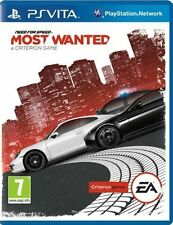 Need For Speed Most Wanted PS Vita para PS VITA PAL (nuevo Y Sellado)