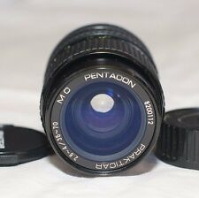 Pentacon 35-70mm f2.8-4 Zoom Lens, Praktica B-mount Excellent Condition, 1595