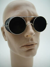 RARE RAF MKII Sunglasses BRITISH FLYING WW2 VTG GOGGLES PILOT AVIATOR SPECTACLES