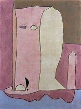 PAUL KLEE GARDEN FIGURE 1940 OLD MASTER ART PAINTING PRINT POSTER 2281OMA