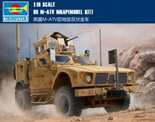 Trumpeter 1/16 00930 US M-ATV MRAP model kit