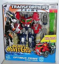 TRANSFORMERS PRIME BEAST HUNTERS OPTIMUS PRIME 001 Voyager Class MIMP IN STOCK