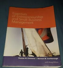 Essentials of Entrepreneurship and Small Business Management 5th Edition)