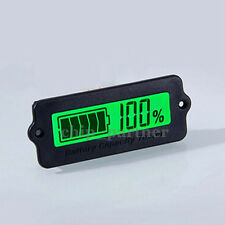 36V LY6W Lead Acid Battery Capacity Indicator LCD Digital Display Meter Tester