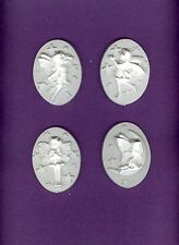 Fairies (Plaster-of-Paris) painting project. Set of 4!
