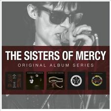 NEW Original Album Series by The Sisters Of Mercy CD (CD) Free P&H