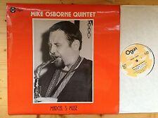 Mike Osborne Quintet-Marcel 's Muse, Ogun, ORIG. FREE JAZZ LP, 1977, UK, NM/EX +