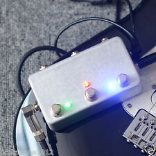3 Looper - Loop Pedal -True Bypass - Guitar Pedal Board  Buzz Electronics !!