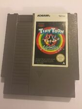 NINTENDO ENTERTAINMENT SYSTEM NES PAL KONAMI GAME CARTRIDGE TINY TOON ADVENTURES