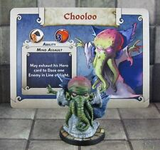 Arcadia Quest Kickstarter exclusive Chooloo as hero : painted