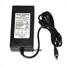 48W 12V 4A 5A 60W (5.5/2.5mm Tip) LCD Monitor AC Adapter Power SUPPLY cord new
