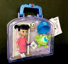 DISNEY STORE BOO MONSTERS INC MINI ANIMATOR DOLL PLAYSET VERY RARE BRAND NEW
