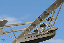 PAN AMERICAN SIKORSKY S40 - 1:100 SCALE - HANDCRAFTED DESK TOP MODEL - AMAZING!