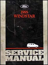 1995 Ford Windstar Mini Van Original Repair Shop Manual 95 OEM Service Book