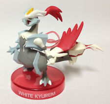 "Pokemon 2"" Black and White: Plasma Storm ""White Kyurem"" Miniature Figure w Base"