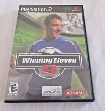 World Soccer Winning Eleven 9 (Sony PlayStation 2, 2006)