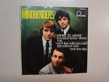 "MINDBENDERS: (w/Eric Stewart)Ashes To Ashes-Spain 7"" 66 Fontana 465 336TE EP PCV"