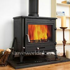 12KW COSEYFIRE 22  WOODBURNING CAST IRON STOVE STOVE FIRE WOODBURNER MULTI FUEL