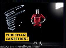 Christian Canestrini  Dynamo Dresden 2013-14 TOP AK Original Sign. +A 61477