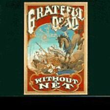 Without a Net by Grateful Dead (CD, Sep-1990, 2 Discs, Arista)