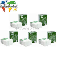 50 x Genuine Numatic NVM-1CH Hoover Dust Bags for NSQ250 NSR-200A Nuvac UK Stock